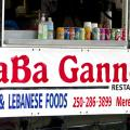 Our Food Service by Baba Gannouj for the two days