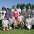 Div B Second Place Team - Slammin, Mainstream Canada