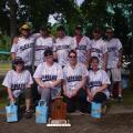 Divison B First Place Team Salmon Kings
