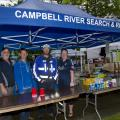 Beer Garden Volunteers - Campbell River Search and Rescue