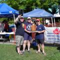 Grieg Seafoods Division B trophy